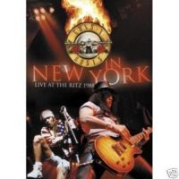 Cover Guns N' Roses - In New York - Live At The Ritz 1988 [DVD]